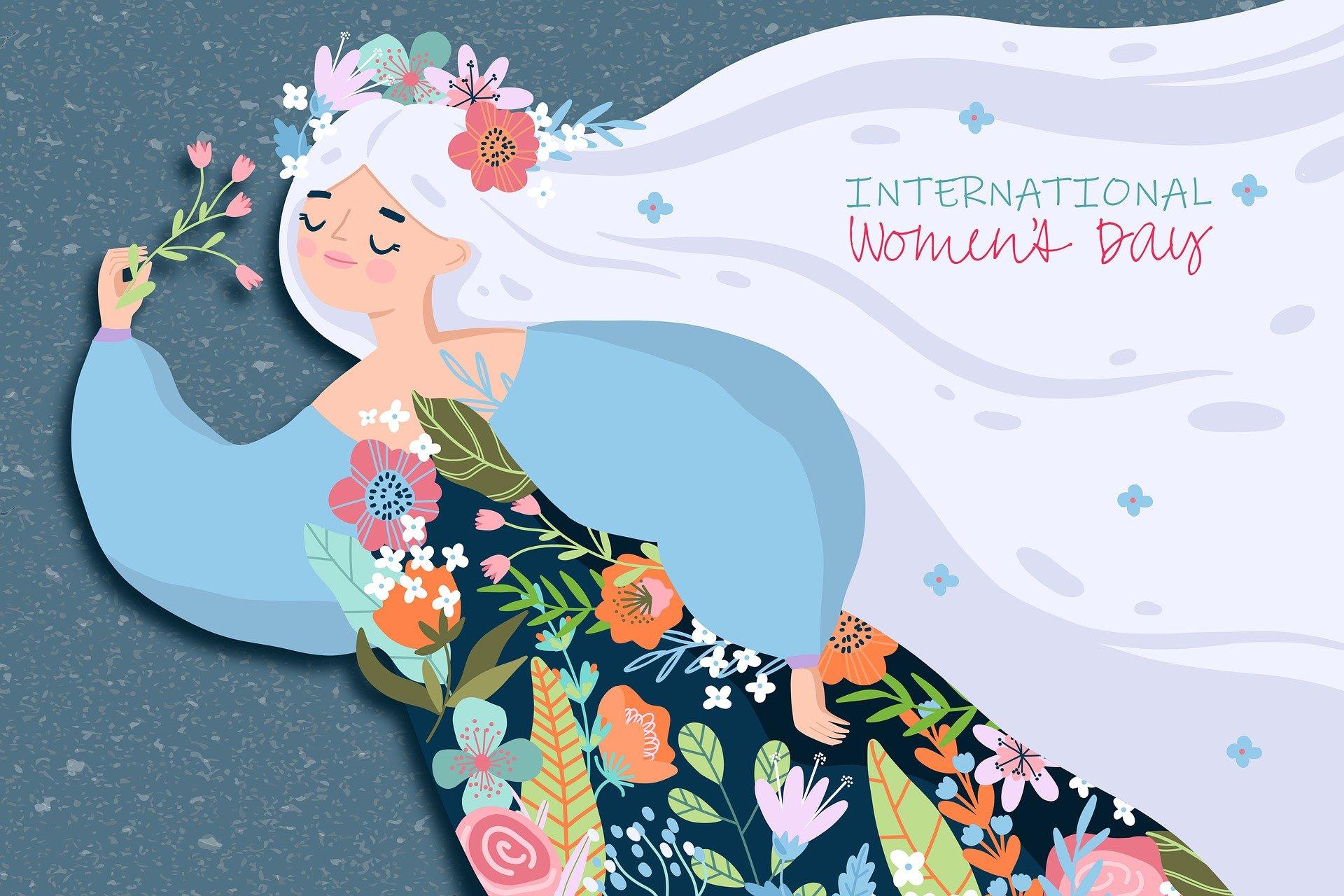Journée International du Droits de Femmes le 8 mars 2021